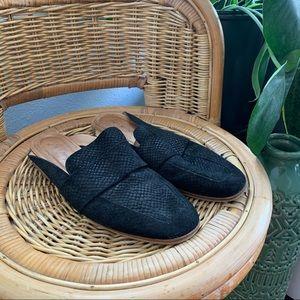 Free People Slip-On Loafers